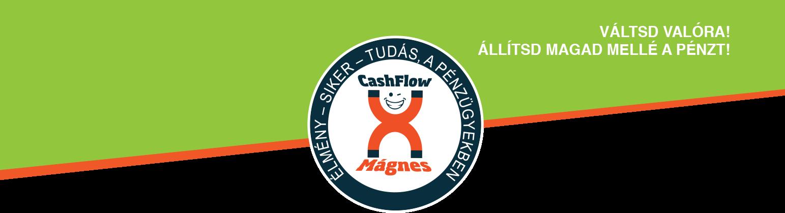 CashFlow Mágnes